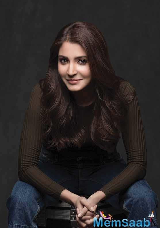 In Phillauri, her production house gave opportunities to Shashwat Sachdev and Jasleen Royal to shine.