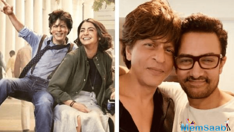 "SRK starrer Zero's trailer is all set to be unveiled on the occasion of the actor's birthday on 2nd November and Aamir, who watched the trailer prior to its release, expressed that Shah Rukh has 'outdone himself"" in the film."