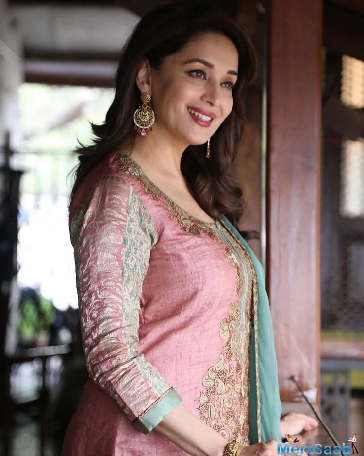 The channel has a large bouquet of over ad free content of over 150 hours with over 2200 lessons taught over 170 plus classes. The channel will also bring together several choreographers along with Madhuri.