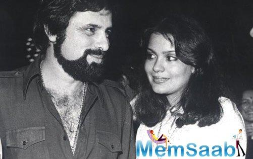 "Talking about the incident that nearly cost Zeenat an eye, a close friend of the actress says, ""Her eye was not the most precious loss she suffered that fateful evening when Sanjay Khan decided to prove his mardaangi."