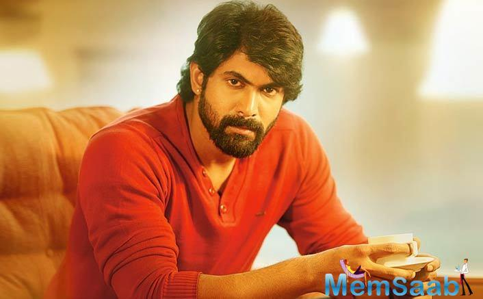 "Asked if Rana would like to do a superhero film, he told IANS: ""I did one called Baahubali."""