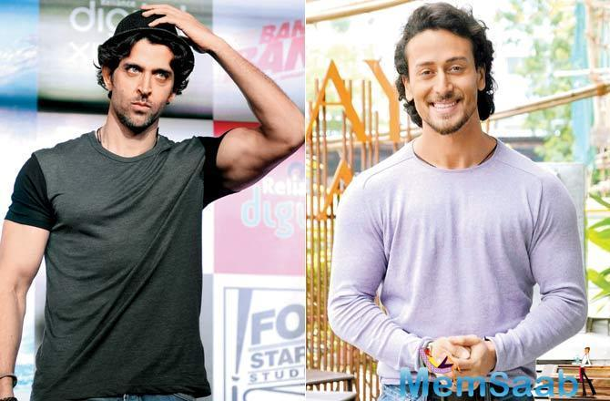 Anand has directed Hrithik earlier in Bang Bang (2014).