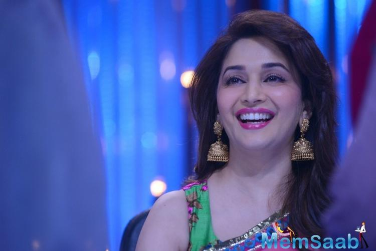 Madhuri is making her debut on Netflix with her Marathi production titled 15th August, which is set in a chawl and is a satire about the struggles of middle class India. Asked what if HAHK...! would have premiered 20 years later on Netflix?
