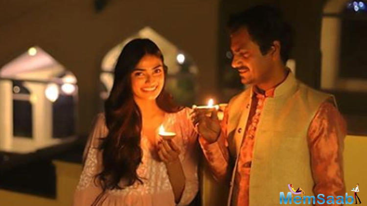 The quirky wedding comedy brings together the unusual pairing of Nawazuddin and Athiya for the first time.