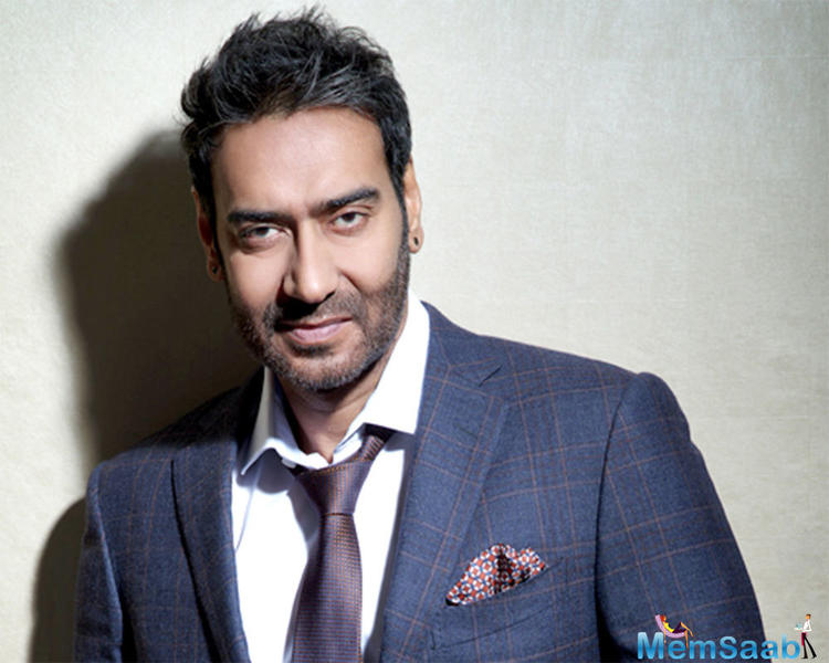 Ajay Devgn has won Best Foreign Actor award at the 27th China Golden Rooster and Hundred Flowers Film Festival in China for his role in film Raid.