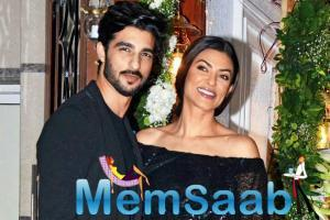 Sushmita Sen turns 43 on November 19. The actor has always been open about her relationships. So her confession that she's in love with model Rohman Shawl (who is said to be in his late 20s) is not exactly a surprise.