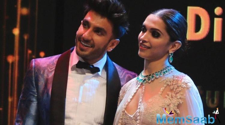 Prior to this, Ranveer and Deepika had a sangeet ceremony, which had Harshdeep Kaur to lift everyone's mood with her melodious voice on the songs, Dilbaro, Kabira amongst others.