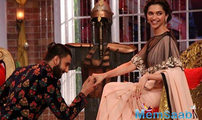 Congratulations are pouring in for Deepika Padukone and Ranveer Singh on social media. While fans have tagged themselves as #Ladkiwale and #Ladkewale, the hashtag #DPismyDP is also a huge hit.