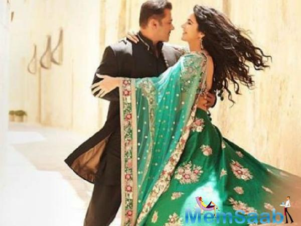 Bollywood actors Salman Khan and Katrina Kaif are busy with another important schedule in Punjab of Ali Abbas Zafar directorial 'Bharat'. The team has reportedly recreated Wagah border there to shoot an intense sequence of the film.