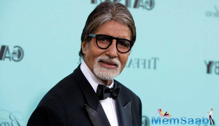 Bachchan is the brand ambassador of the initiative. He shared a video message wishing it great success.