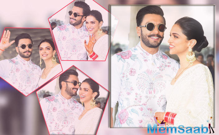 Ranveer Singh and Deepika Padukone after dating for 6 years, got married on 14-15th November in Italy's Lake Como and the buzz is at its peak for the newlyweds who are marked as one of the best actors of their generations.