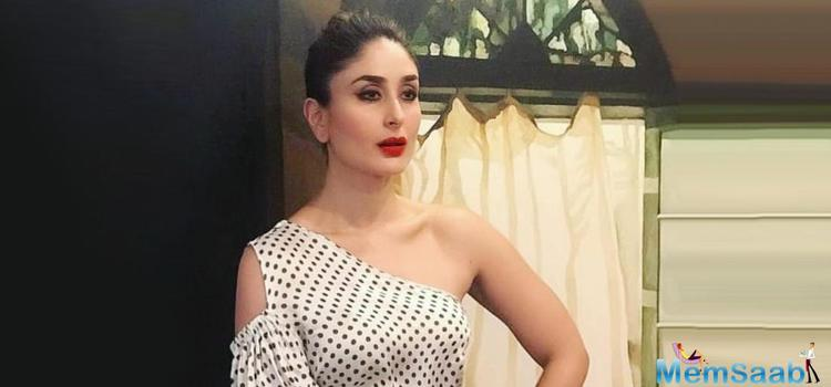 Kareena Kapoor Khan has lauded the women who have had the courage to share their stories about harassment at the workplace.
