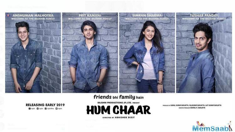 Director Abhishek Dixit said,