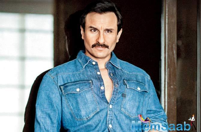 The actor has his hands full with films like Nitin Kakkar's Jawaani Jaaneman, the role of an anti-hero in period film Tanaji: The Unsung Hero opposite Ajay Devgn and Navdeep Singh's Hunter.