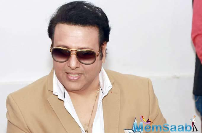 Govinda said this kind of environment is not good for the film industry.