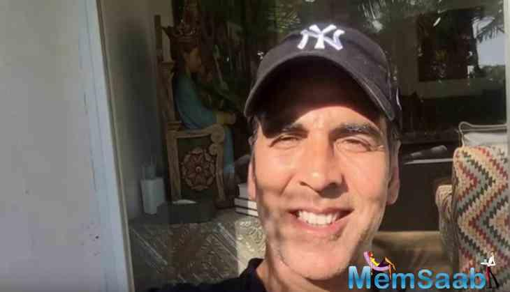 Akshay will be next seen in