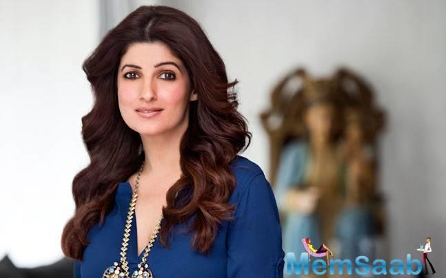 She is not just a wonderful writer but also a doting mother. Twinkle Khanna is often seen encouraging and imbibing the love for books in her kids Aarav and Nitara.