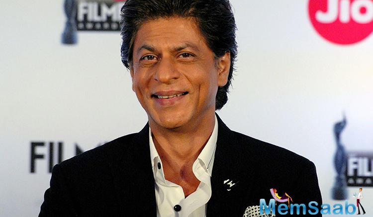 Shah Rukh Khan Saturday said India is a home to some of the best tales which deserve to be told to the world.