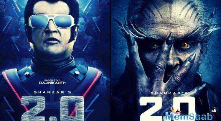 The makers of superstar Rajinikanths 2.0 on Monday revealed that the film has grossed Rs 400 crore at the box office worldwide in its opening weekend.