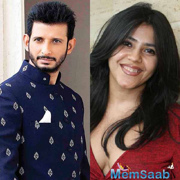 Sharman Joshi, who is foraying into the web space with Baarish – Mood For Some Love, says it is a joyous experience to work with producer Ekta Kapoor and actress Asha Negi.
