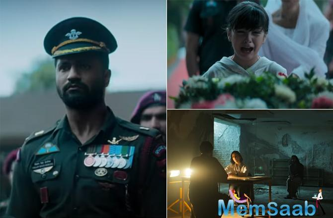 Vicky Kaushal plays the lead in the film leading the operation alongside Yami Gautam who will be seen sharing the screen space as the female lead of the film.
