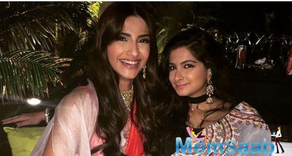Bollywood diva Sonam Kapoor, who was last seen with Sonam Kapoor and Rhea Kapoor to do the 'sister talk' over a cup of 'Koffee with Karan Johar'