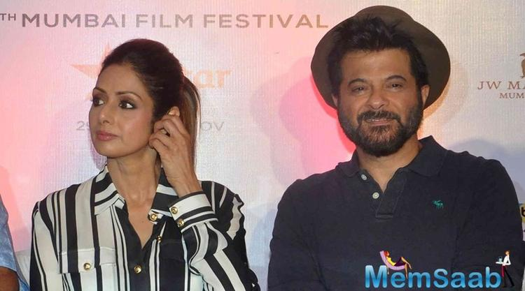 Anil also became Sridevi's brother-in-law after the legendary actress married Anil's elder brother Boney Kapoor on June 2, 1996.