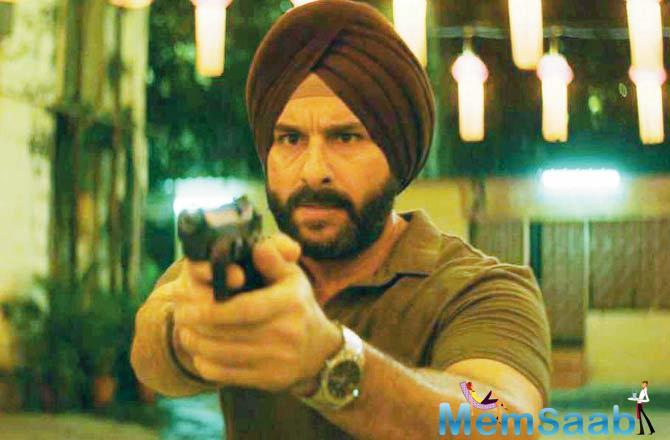 """""""I'm open to doing a web film or a series [after Saif's stint]."""