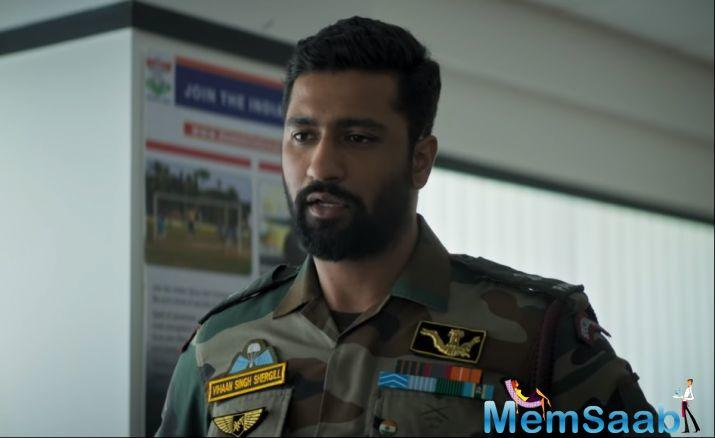 Uri actor Vicky Kaushal tells mid-day that Dhar's inability to take forward a film that was to feature Pak actor Fawad Khan led to the creation of this offering instead.