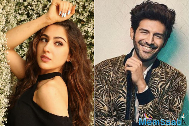 Recently, when Kartik Aaryan interacted with Dna, he was informed about Sara's healthy intention of dating him.
