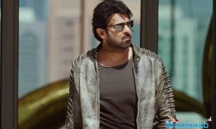 The actor who dedicated 5 years to the shoot of Baahubali was showered with multiple offers during the shoot of the film. However, Prabhas chose to focus only on the magnum opus.