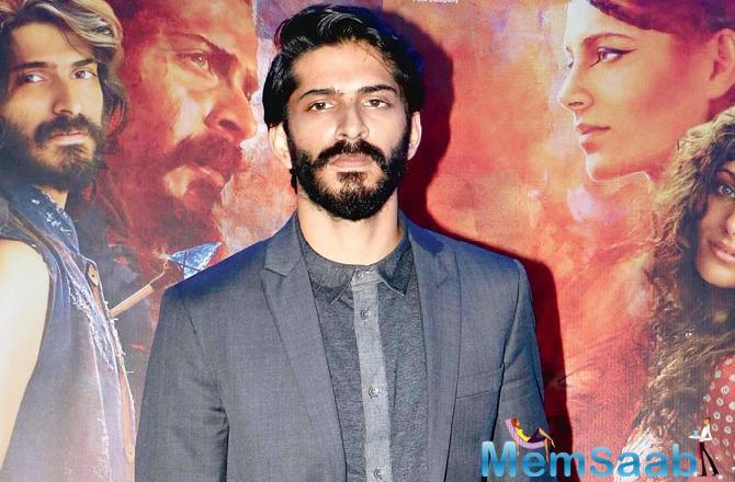 Harshvardhan Kapoor, who is gearing up for the yet untitled biopic of Olympic champion Abhinav Bindra, said in an interview that he is a passive person by nature, a trait similar to the ace shooter.