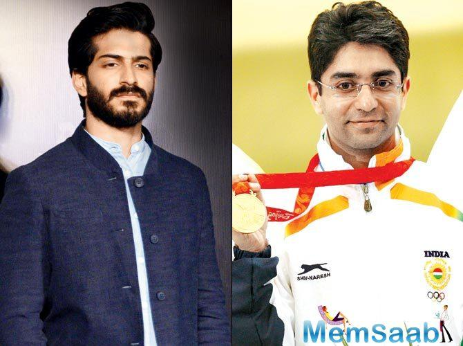 The long-in-the- planning biopic on shooter Abhinav Bindra is said to finally roll next month. It's been over two years since the project was announced.