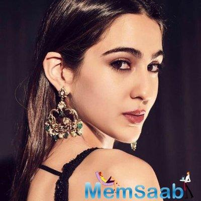 Currently basking in the critical acclaim that her confident debut in Kedarnath is getting her from all quarters, Sara Ali Khan is clear that she wants to chart her own course in Bollywood.