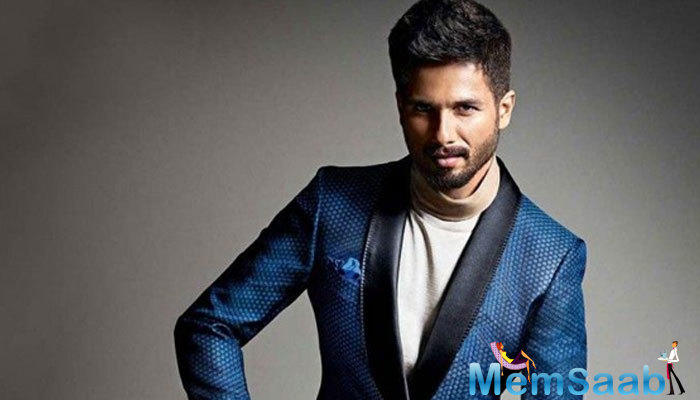 According to Ashwin, Shahid had filmed a four to five days schedule, for which he worked for 12 to 13 hours at a stretch.