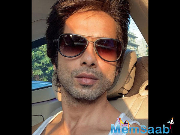 Bollywood superstar Shahid Kapoor has brushed aside all rumours suggesting he has been diagnosed with stomach cancer on Monday.