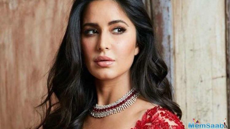 """This is also the exact same thing that Katrina Kaif fears, she says, """"Other people's judgments...it does bother me and even if it doesn't bother me, I consciously think about it."""""""