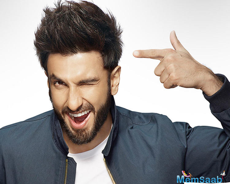 Ranveer was in fact advised by many people to not play Khilji.