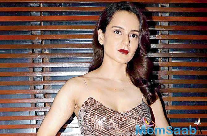 Considering the film celebrates the fighting spirit, Ranaut points out that it was crucial to rope in female actors who would do justice to the fierce characters etched out for them.