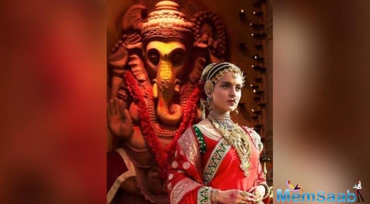 """""""I want to pay a worthy homage to Rani Laxmibai,"""