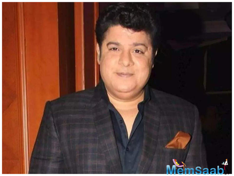 Apparently, a television interview given to the popular portal, Bollywood Hungama, nailed Sajid. In the interview Sajid Khan is  heard bragging.