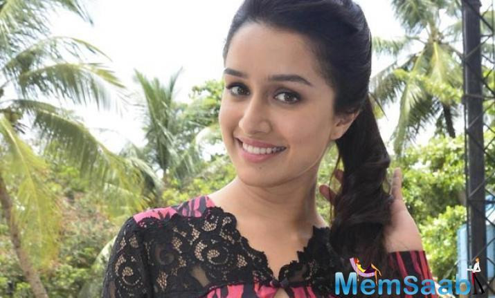 As the actress is currently recovering from Dengue, Shraddha has been on a home cooked diet.