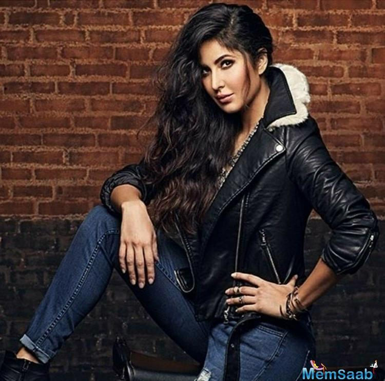 Katrina Kaif is certainly one of the few actresses who have rose against the odds to establish a footing in the Bollywood industry.