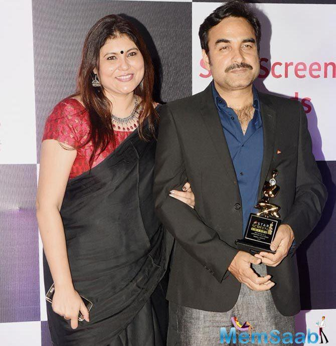 Rishi Kapoor and Taapsee Pannu's Mulk was given Best Film (Critics) award.