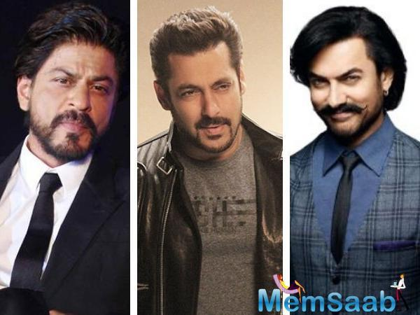 International film website, IMDb, released its list of top 10 stars of India cinema for 2018 as determined by page views.