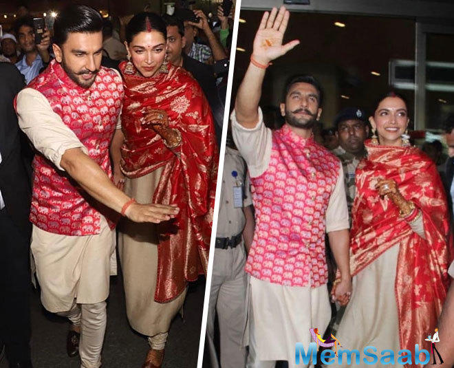 Ranveer credits Deepika for curating every aspect of their