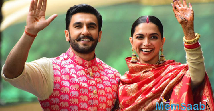 Ranveer Singh says being best friends with one's spouse is
