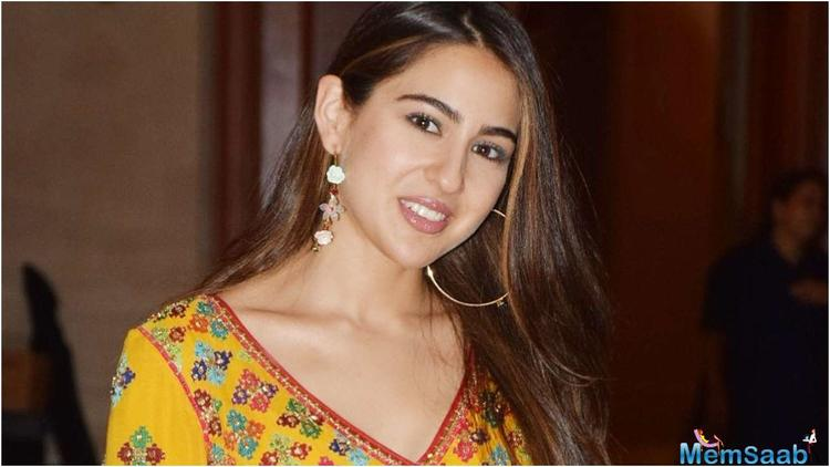 Sara Ali Khan, the rising star on the Bollywood horizon, and the daughter of well-known actress Amrita Singh and actor Saif Ali Khan has risen to fame after the release of her first film, Kedarnath.