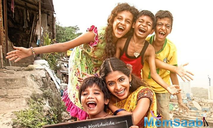 Mere Pyare Prime Minister revolves around four kids living in a Mumbai slum.