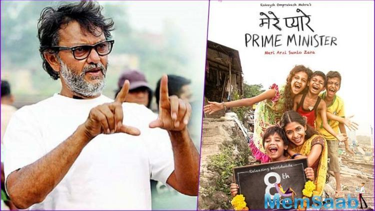 Rakeysh Omprakash Mehra took to his twitter sharing the new poster along with the release date.